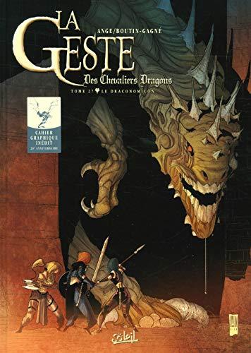 Geste des chevaliers Dragons 27
