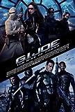 G.I Joe Rise of Cobra - Channing Tatum – Film Poster
