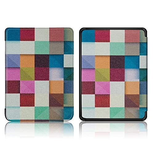 MoHHoM Kindle Cover,Für Kindle 2019 Fall, 10. Generation Ereader, Ultra Slim Cover...