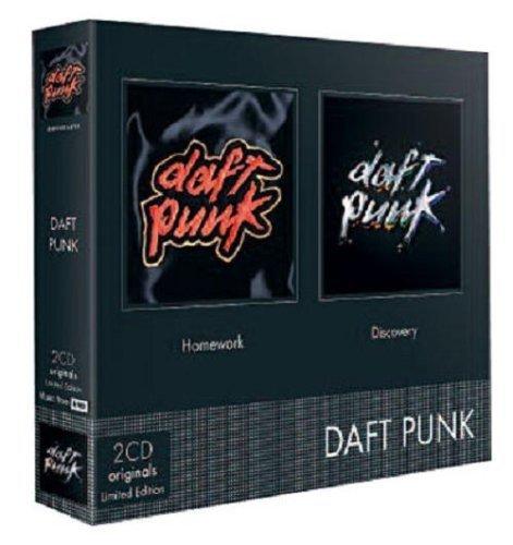 Homework/ Discovery by Daft Punk (2007-08-03)