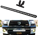 Dusri Biwi 25-Inch 24 LED Light Bar Compatible All Cars Includes 72W High