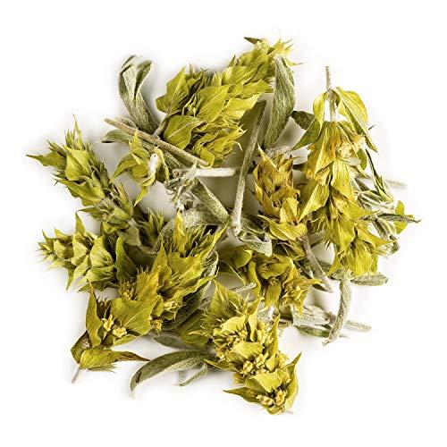 Griechischer Berg Kräutertee Bio Handverlesen - Ironwort Tee - Sidertis Scardia - Hirte's Griechisch Tee 100g