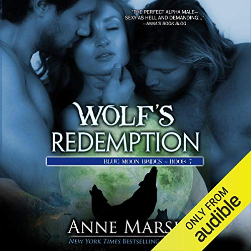 Wolf's Redemption cover art