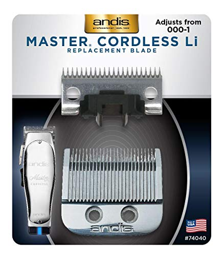 Andis Master Cordless Replacement Blade (Pack of 2)