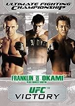 UFC 72: Victory by Rich Franklin; Yushin Okami; Forrest Griffin; Clay Guida;