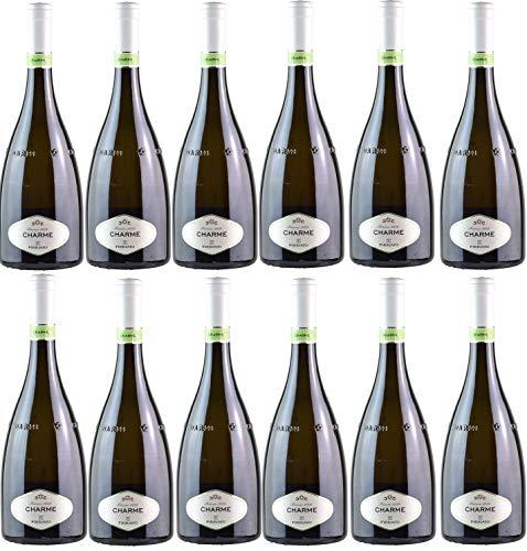 Sicilia Bedda - Charme Bianco Firriato Terre Siciliane IGT - IDEA REGALO Box 12 Bottiglie da 375 Ml