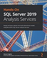 Hands-On SQL Server 2019 Analysis Services Front Cover