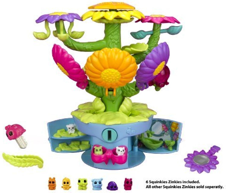 Squinkies Zinkies Magic Secrets Flower Pot Playset by Squinkies