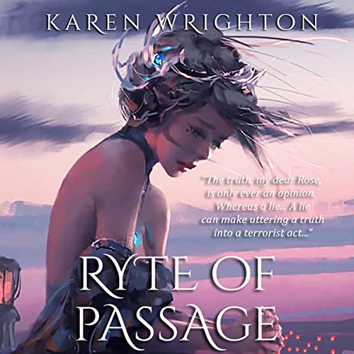 Ryte of Passage cover art