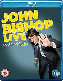 John Bishop Live - Rollercoaster Tour 2012