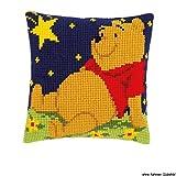 Vervaco Kreuzstichkissen Winnie The Pooh Kreuzstic