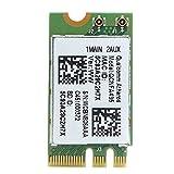 Jaimenalin Tarjeta de Adaptador InaláMbrico para Qualcomm Atheros QCA9377 QCNFA435 802.11AC 2.4G/5G NGFF WiFi Tarjeta 4.1