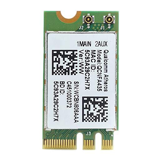 Fanuse Drahtlose Karte für Qualcomm Atheros QCA9377 QCNFA435 802.11AC 2.4G/ 5G NGFF WiFi Card 4.1