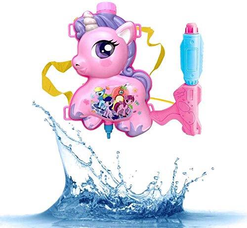 FFSM Unicornio de Pistola de Agua for niños Pistolas de Agua de Juguete de Tiro Juegos de Playa Piscina de Verano Agua de los Niños plm46
