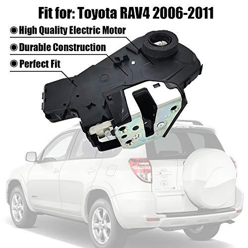 FEXON Liftgate Actuator for 2006 2007 2008 2009 2010 2011 Toyota RAV4 Rear Trunk Latch Hatch Lock, Fit Tailgate Door 69110-0R010 69110-42130 69110-42131 931-406