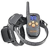 Collar Adiestramiento para Dos Perros Pet 998 N2 Vibración + Sonido 300 Metros...
