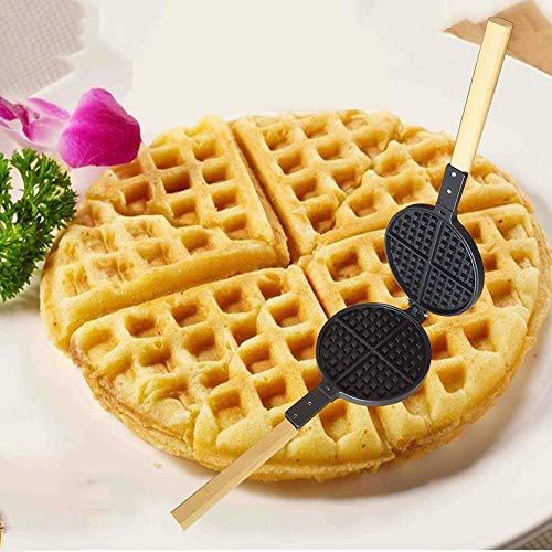 GOHHK Tierförmige Pfannkuchen Elektrisches Antihaft-Pfannenkuchen-Waffeleisen für Kinder Machen Sie 7 Verschiedene Waffeln zum Frühstück, Mittagessen oder für Snacks
