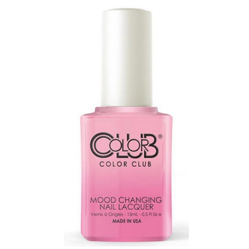 サイト持続する面積Color Club Mood Changing Nail Lacquer - Enlightened - 15 mL / 0.5 fl oz