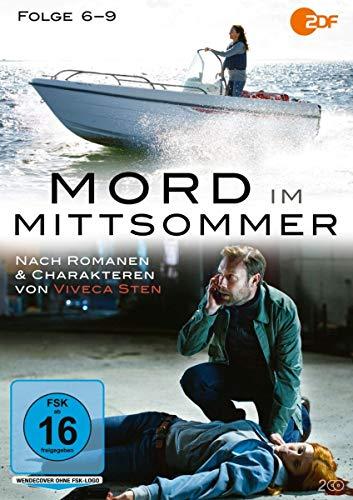 Mord im Mittsommer - Folge 6-9 [2 DVDs]