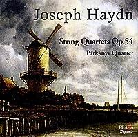 String Quartets Op.54 Nos. 1-3