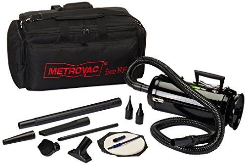 Metropolitan Vacuum Cleaner Company MDV-3TCA Sacchetto per la polvere Nero aspiratore portatile
