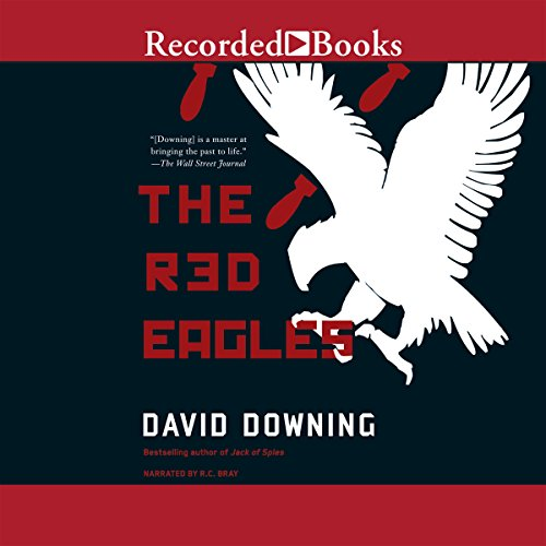 The Red Eagles audiobook cover art