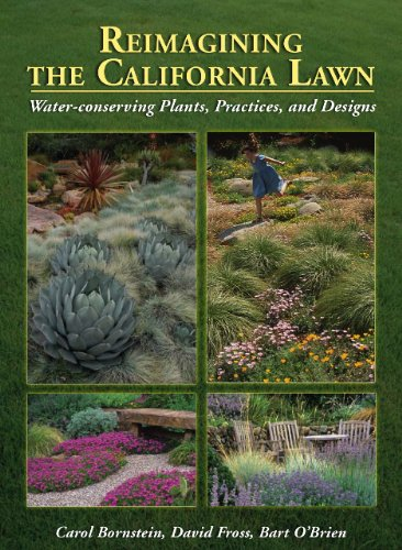 Reimagining the California Lawn:Water-conserving Plants