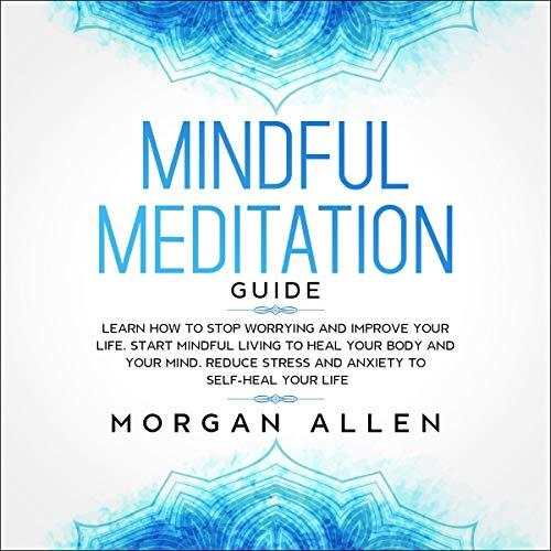 Mindful Meditation Guide cover art