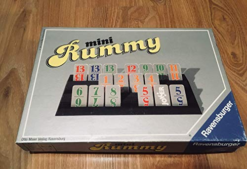 Ravensburger 01041 - Mini-Rummy