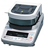 A&D Weighing MX-50 Moisture Determination Balance, 51g x 0.001g, 115 V...