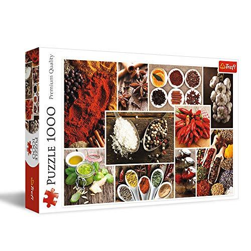 Trefl 10470 puzzle Puzzle - Rompecabezas (Puzzle rompecabezas, Especias, Niños y adultos, Niño/niña, 12 año(s), Interior)