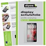 dipos I 2X Schutzfolie matt kompatibel mit LG L90 Folie Bildschirmschutzfolie