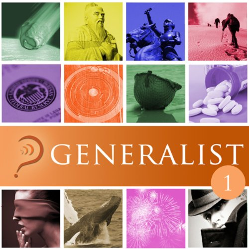 Generalist, Volume 1 audiobook cover art