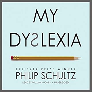 My Dyslexia audiobook cover art
