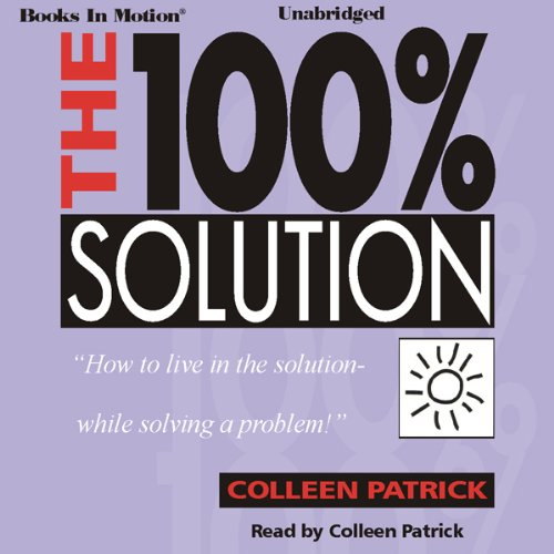 The 100% Solution cover art