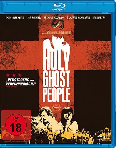 Holy Ghost People [Blu-ray]
