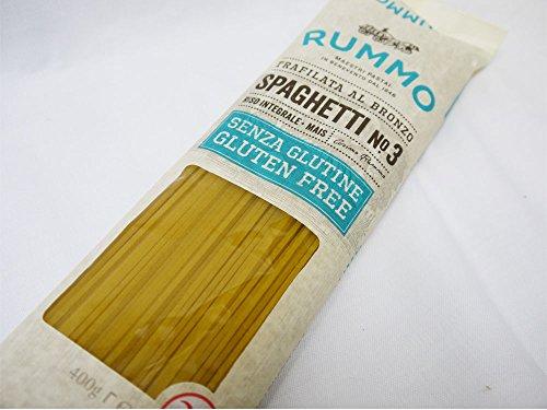 RUMMO グルテンフリー スパゲッティ GLUTEN FREE No.3【5パックセット】
