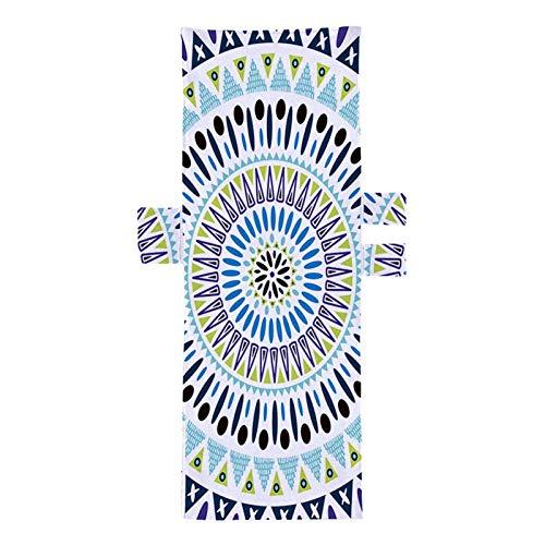 FGFR Cubierta De Silla De Playa, con 2 Bolsillos De Almacenamiento Lateral, Cubierta De Silla De Playa, Silla De Salón De La Piscina Toalla De Silla De Silla De Secado Rápido, Tapa De Tumbona