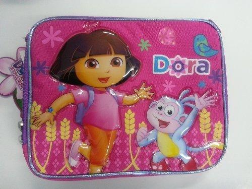 Dora the Explorer Lunch Bag Dora & Boots New Case Girls Gifts 621056
