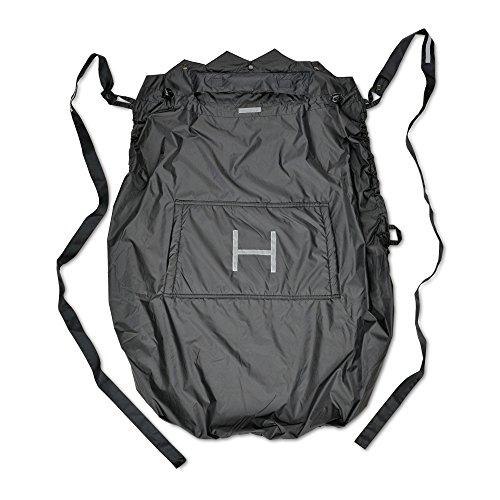 Hoppediz Fc-reg Regenschutz Cover - für Tragehilfen und Tragetücher - von Anfang an