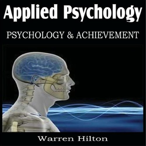 Applied Psychology audiobook cover art
