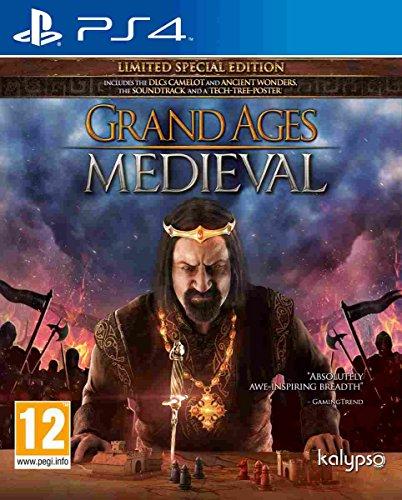 Grand Ages: Medieval (Playstation 4) - [Edizione: Regno Unito]