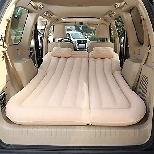 Car Air Inflatable Travel Mattress Bed For Car Back Seat Mattress Multifunctional Sofa Pillow Outdoor Camping Mat Cushion,Inflatable Mattress Car,Inflatable Mattress Car Car Inflatable Mattress Bed