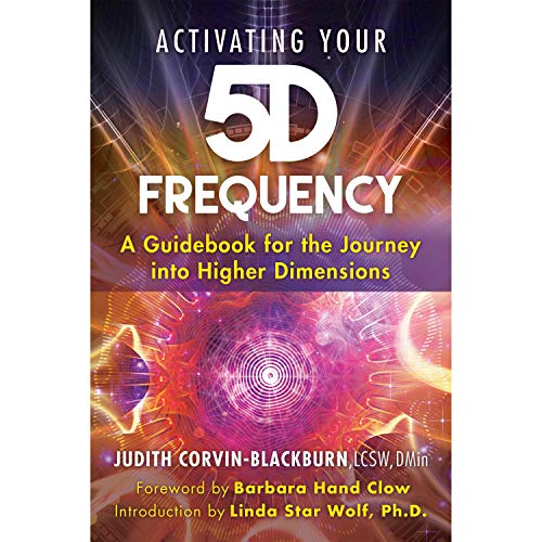 Activating Your 5D Frequency cover art
