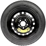APDTY 138595 Spare Tire And Wheel Only Replaces 09100-2K991, 3XF40AC910, 3XF40AC920