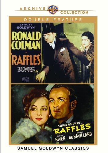 Raffles Double Feature [Edizione: Stati Uniti] [Italia] [DVD]
