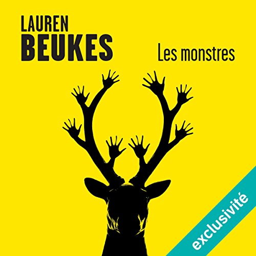 Les monstres audiobook cover art