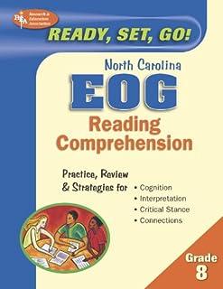 North Carolina EOG Grade 8 Reading Comprehension