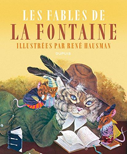 Les fables de La Fontaine - tome 1 - Les fables de la Fontaine(version luxe)
