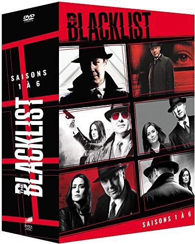 Blacklist Intégrale Saisons 1 A 6